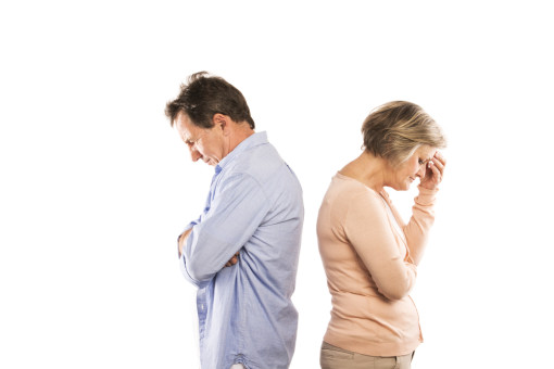 Divorce after 50: Challenges & Considerations