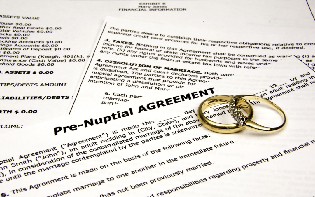 Overview of Prenuptial Agreements in Birmingham