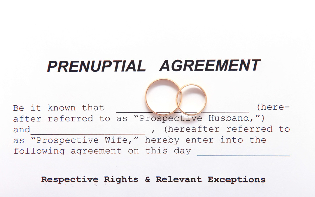 How Prenuptial Agreements Can make the Divorce Process Easier and Less Painful