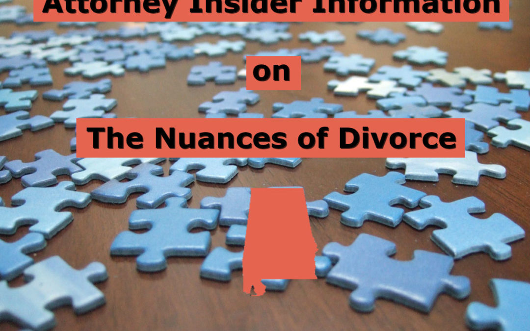Attorney Insider Information on The Nuances of Divorce